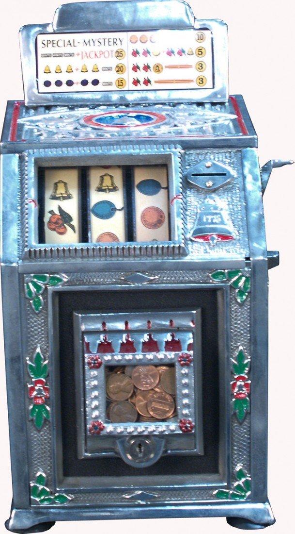 1: 1 Cent Countertop Puritan Baby Bell 3-Reel Stimulato