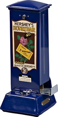 """7: 1 Cent Northwestern Corp. """"Hershey's Honey Bar"""" 2-Co"""