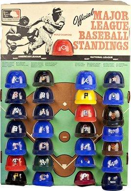 """13: Vintage """"Official Major League Baseball Standings"""""""