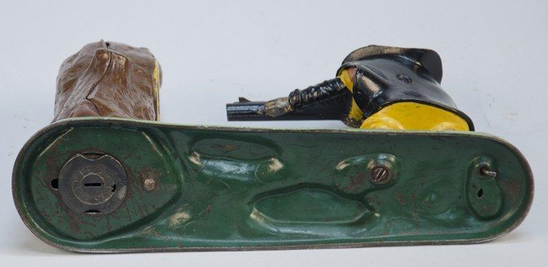 """267: Antique Cast-Iron Mechanical J.E. Stevens """"New Cre - 3"""