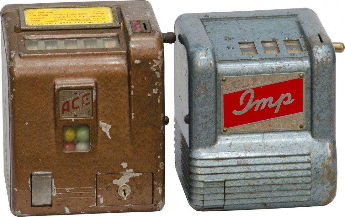 870: Lot Of 2 Small Trade Stimulators: