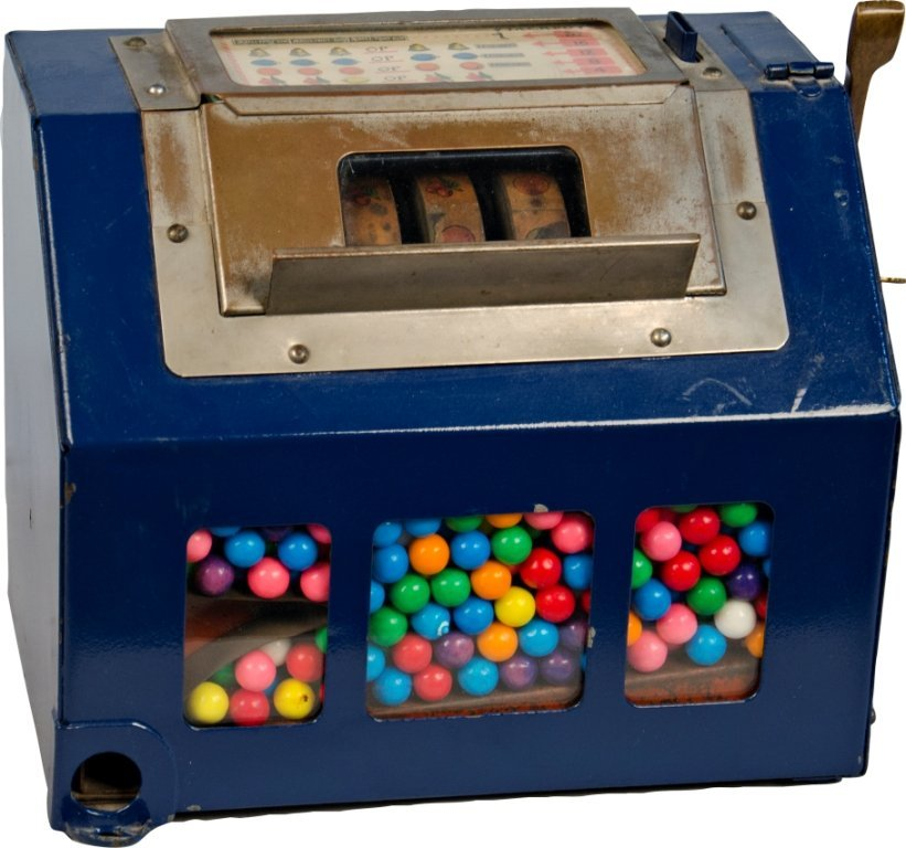 12: The Ace Trade Stimulator and Gumball Vendor By Auto