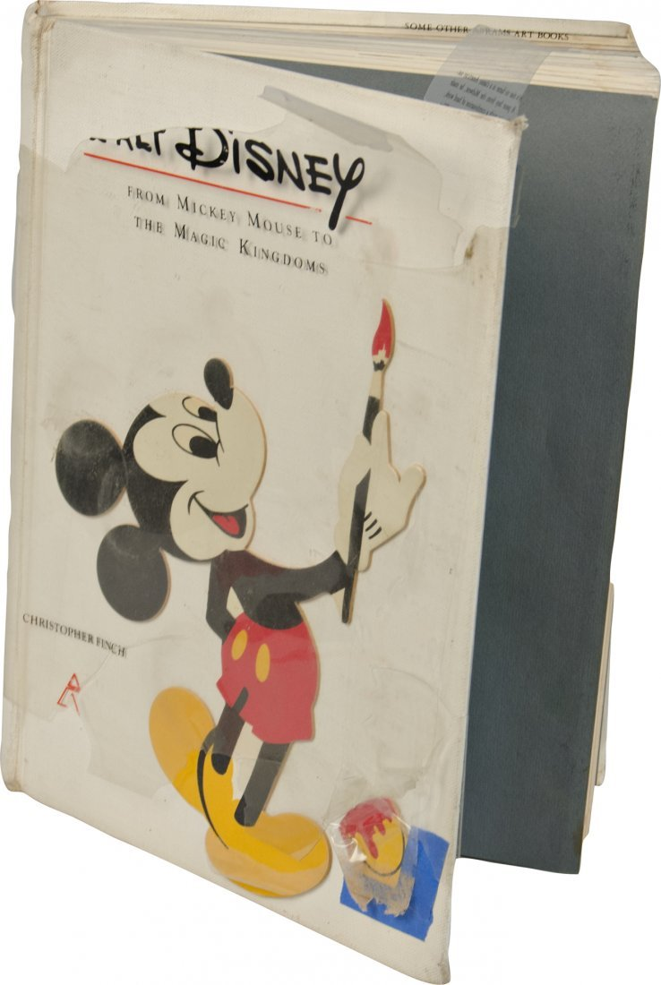 "623: ""The Art of Walt Disney: From Mickey Mouse to the"