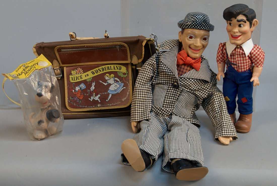 Lot Of 4 Vintage Toys: