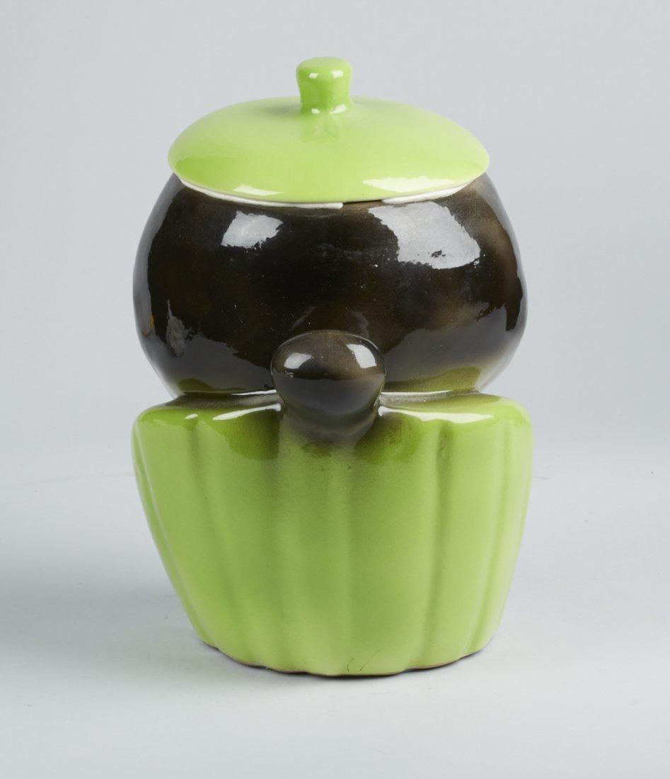 American Bisque Olive Oyl Ceramic Cookie Jar - 3