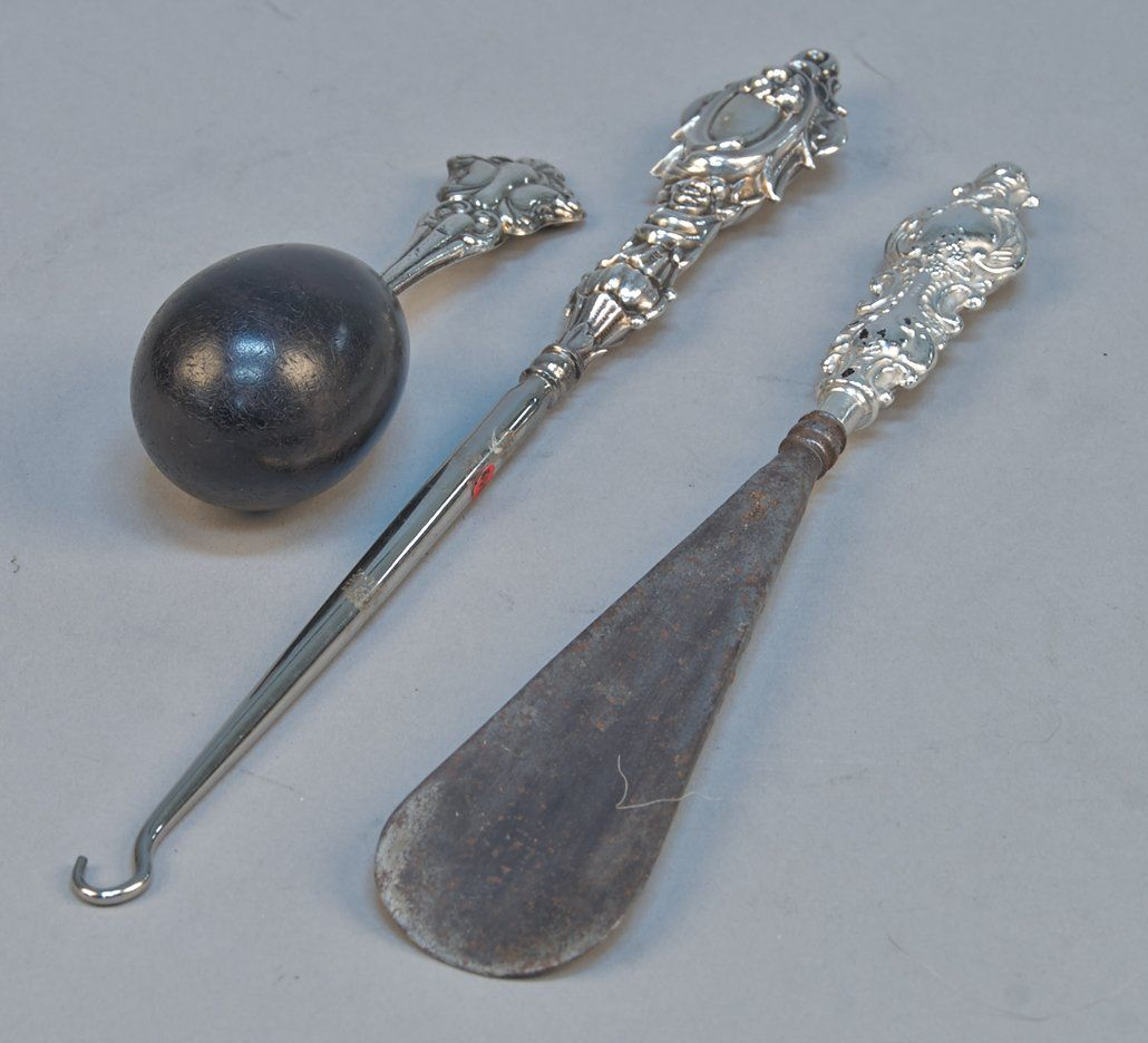 Lot of 3 Sterling Silver Items