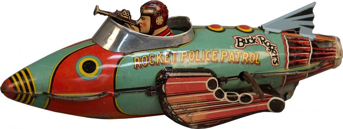 """Buck Rogers - Rocket Police Patrol"""
