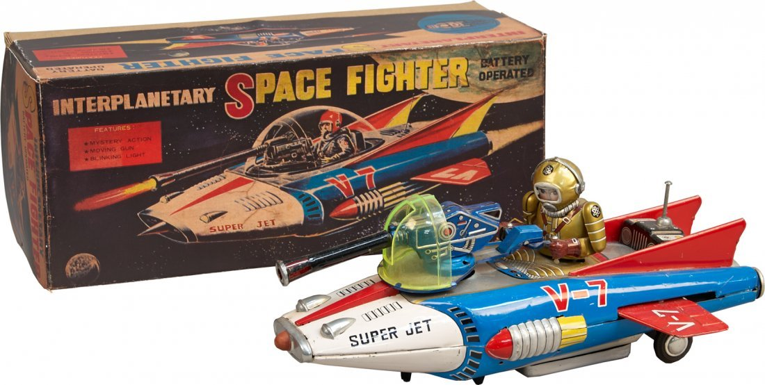 """""""Space Fighter"""""""