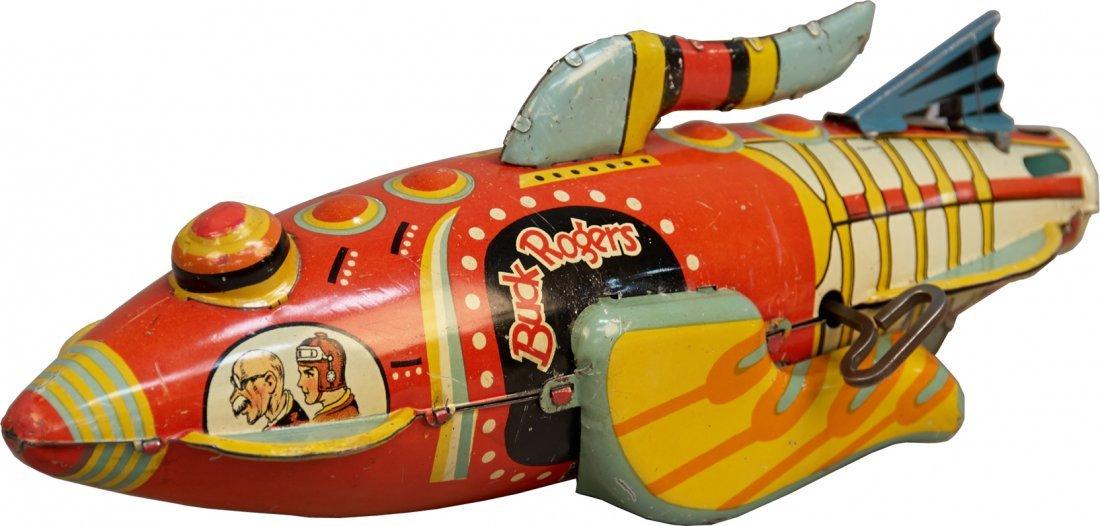 """Buck Rogers 25th Century Rocket Ship"""