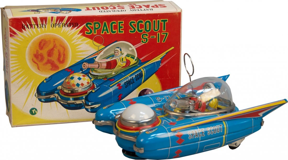 """""""Space Scout S-17"""""""