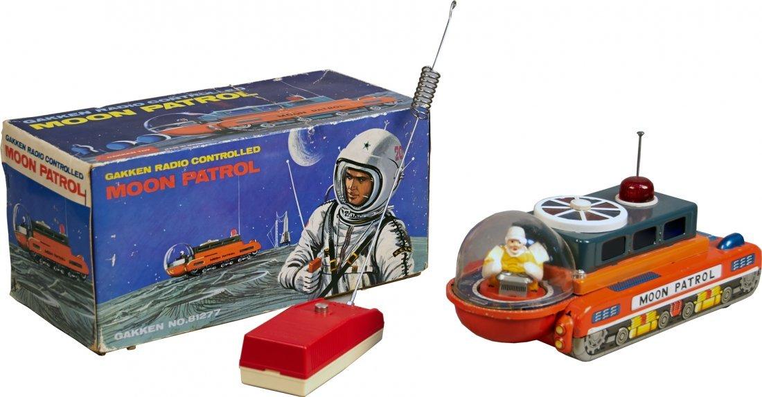 """""""Moon Patrol - Space Rover"""""""