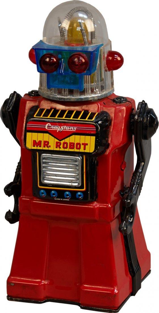 """""""Cragstan's Mr. Robot"""""""