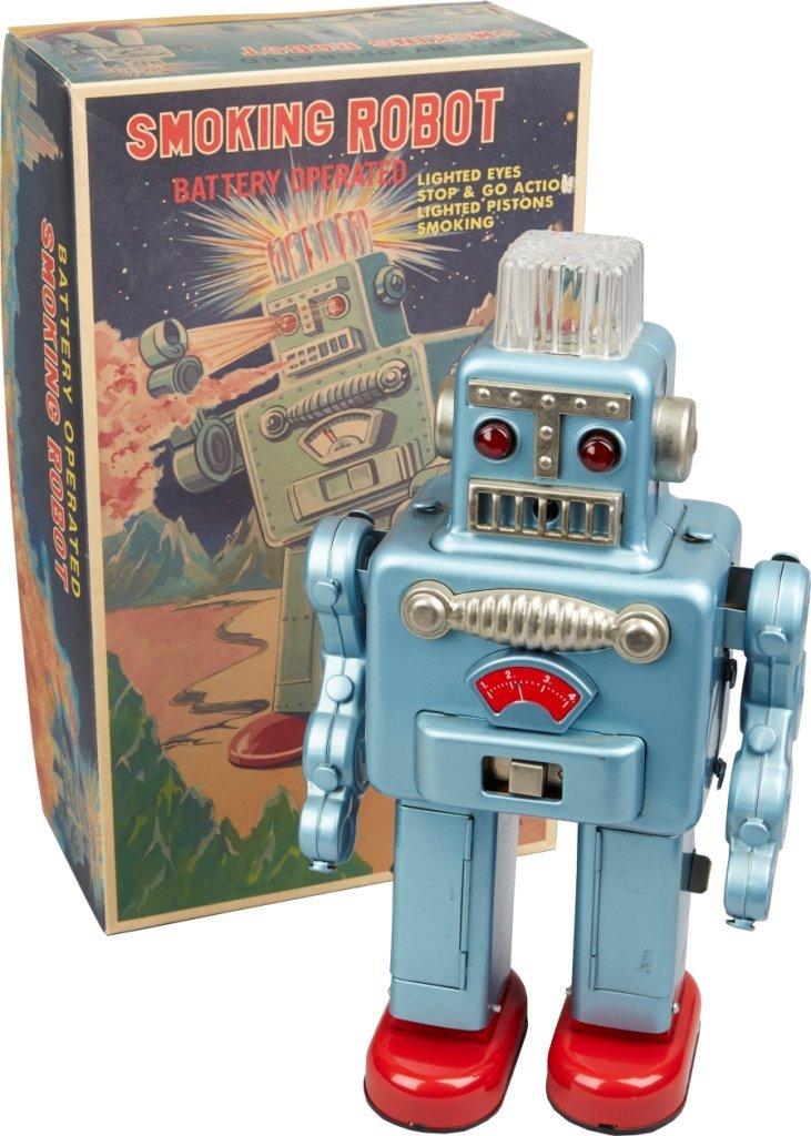 """""""Smoking Robot"""""""