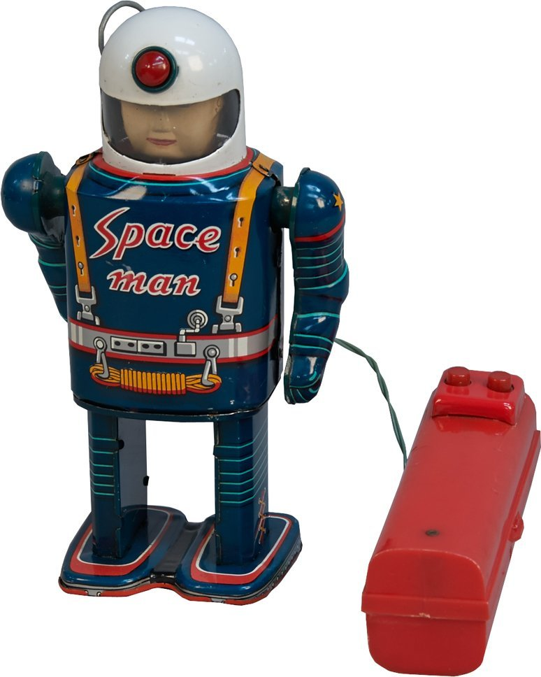 """""""Spaceman"""""""