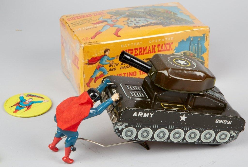 Superman Tank