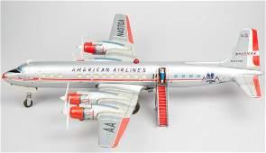 Multi-Act DC-7C Plane