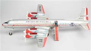 Cragstan Automatic Multi-Action Prop-Jet Plane