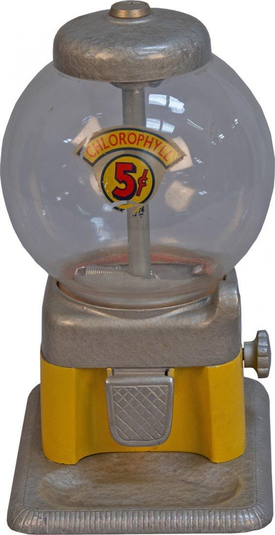 5 Cent Perk-Up Chlorophyll Countertop Breath Pellet Ven