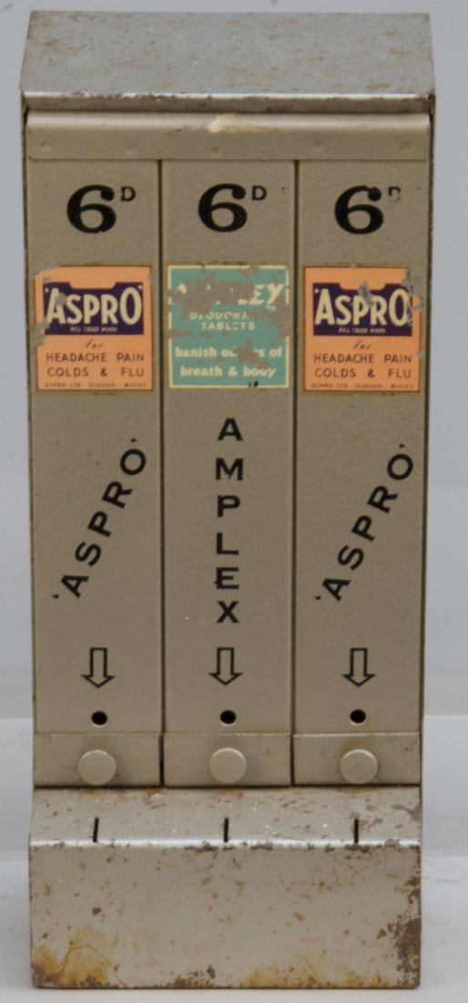 Aspro Aspirin & Amplex Deodorant Tablets 3-Selection Wa