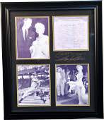 Marilyn Monroe  Joe Dimaggio Black  White Photos
