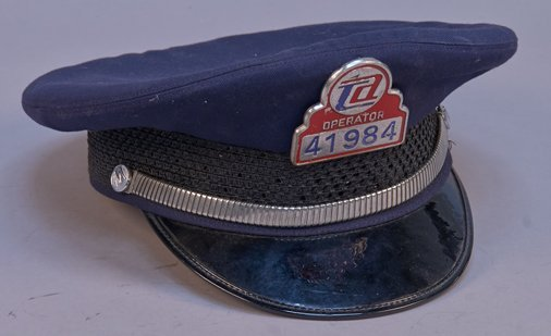 Tanen And Company New York Driver Uniform Hat