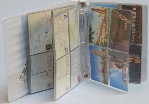 Large Lot of Misc. Vintage Nevada Postcards