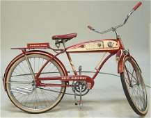"Vintage Huffy ""Radio Bike"" Original Boy's Bicycle"