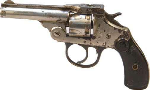 Iver Johnson Arms & Cycle Works Double Action .32 Cal.