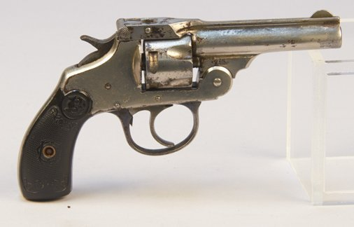Iver Johnson Arms & Cycle Works Double Action .32 Cal. - 2