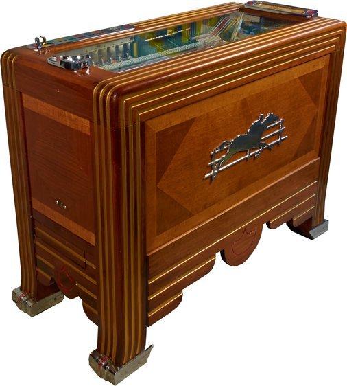 5 Cent Paces Races Horse Race Console Slot Machine
