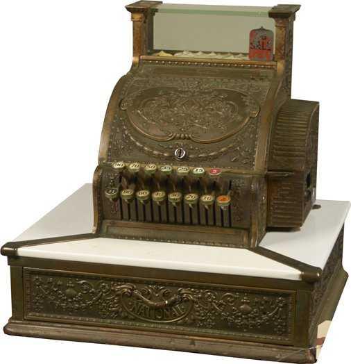 national cash register model 52 14
