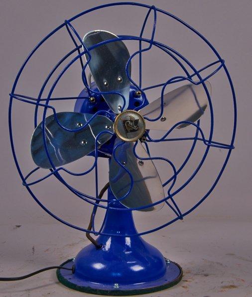 Robbins & Meyers Inc. Early Tabletop Electric Fan