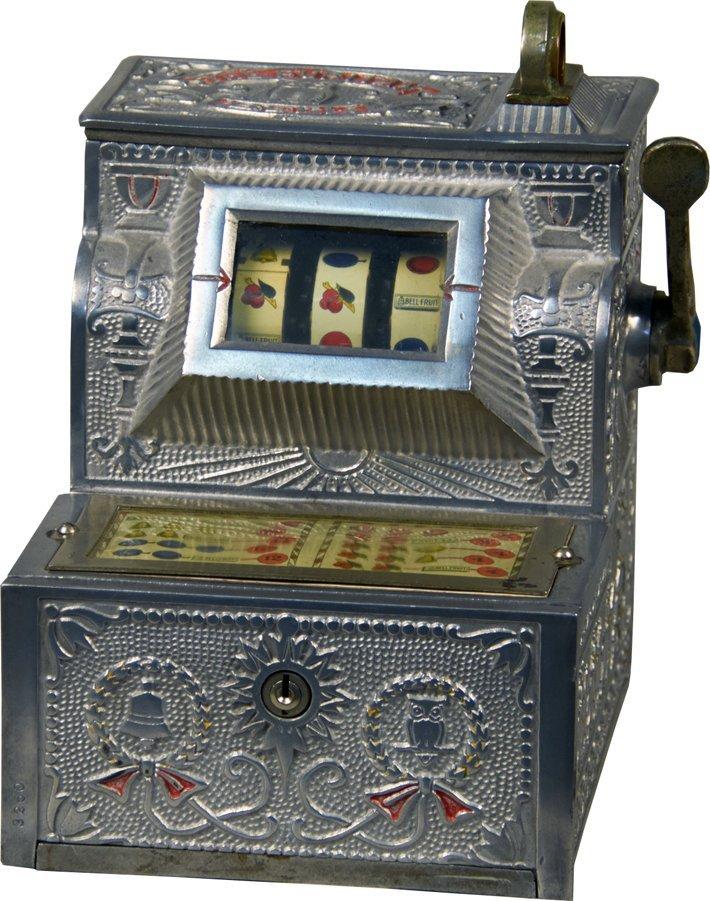 5 Cent Mills Puritan Bell Countertop Trade Stimulator
