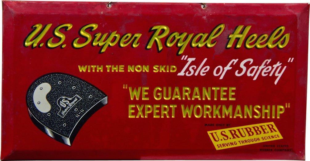 U.S. Super Royal Heels