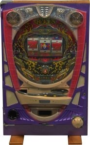 "Ball-Op Sankyo ""Fever Queen"" 3-Reel Pachinko Machine"