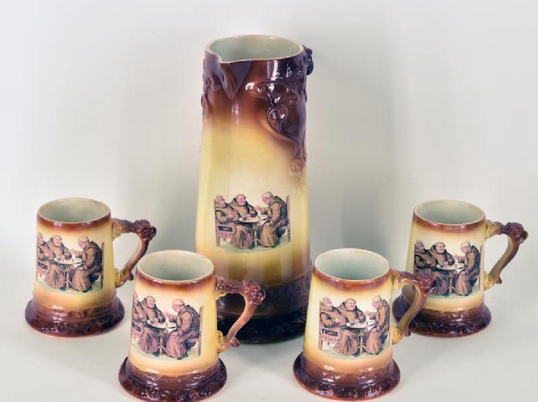 Owen Minerva Pottery