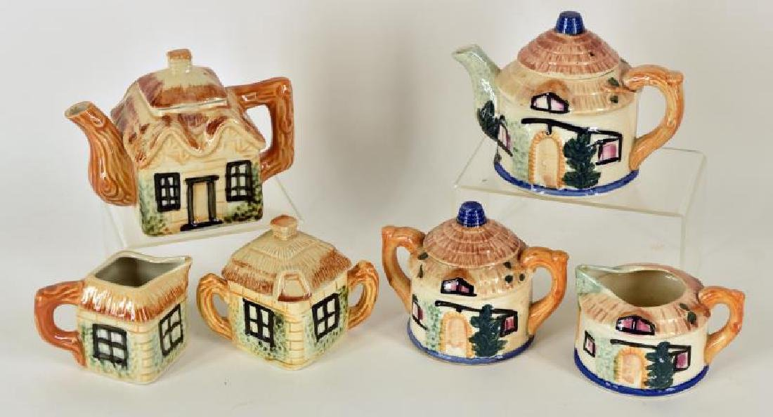 Two Sets Of Cottage Ware