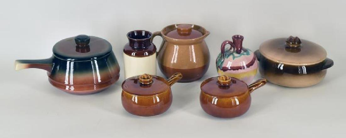 Collection Of Mccoy Pottery