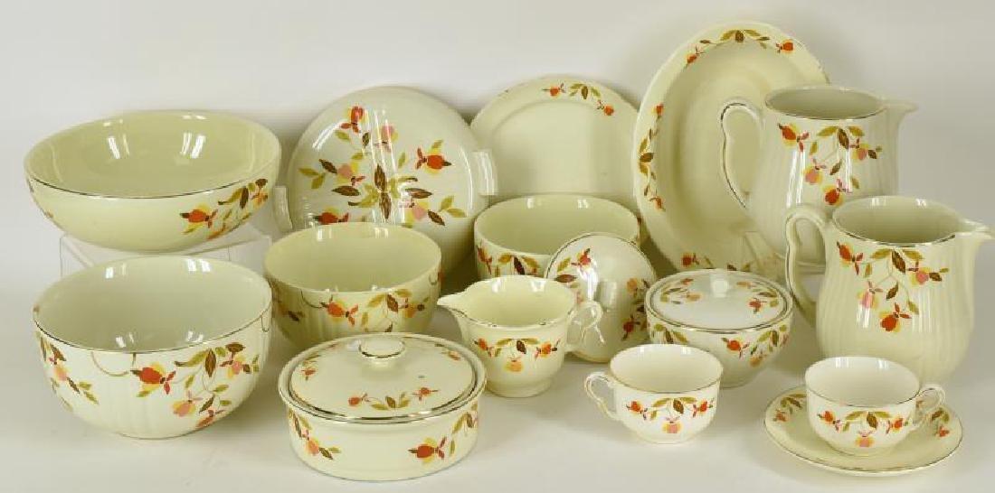 Collection Of Hall Jewel Tea Pottery