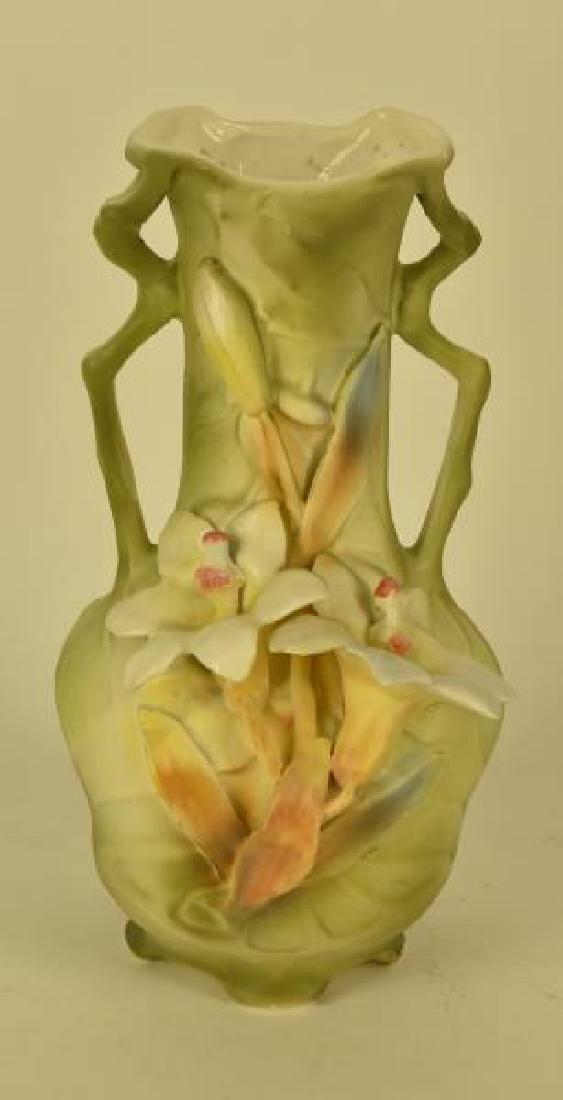 Amphora Flower Vase Bohemia