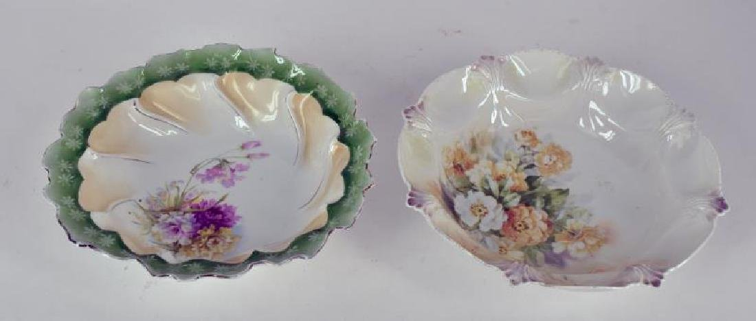 R. S. Prussia Serving Bowls