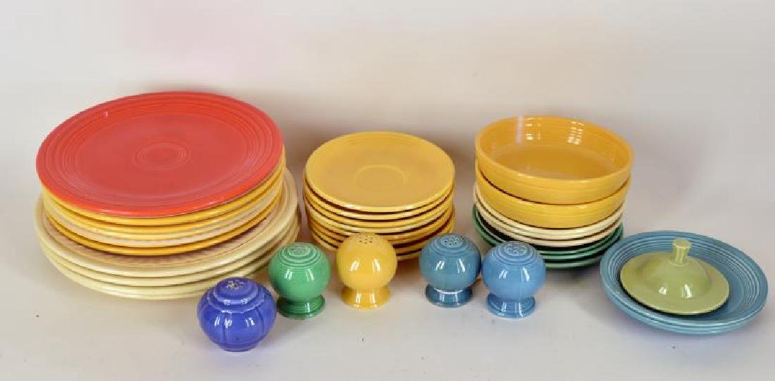 Collection Of Fiesta Ware