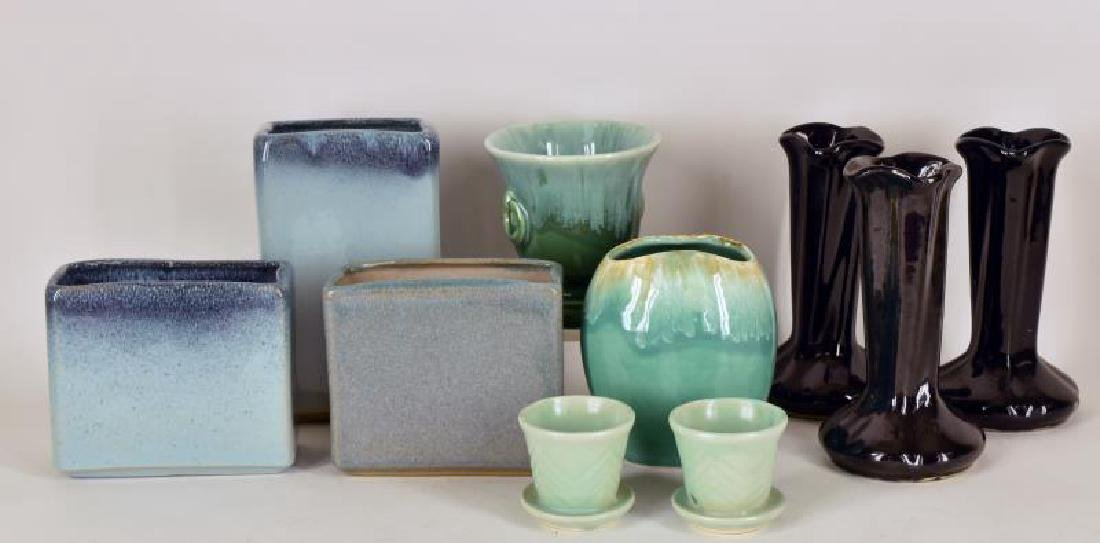 Group Of Various Vintage Pottery