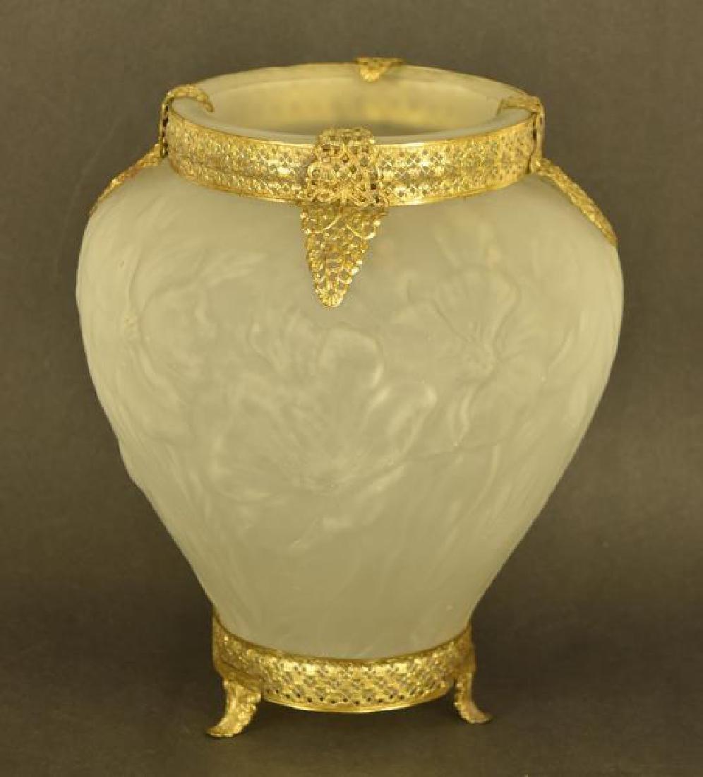 Phoenix Glass Poppy Vase