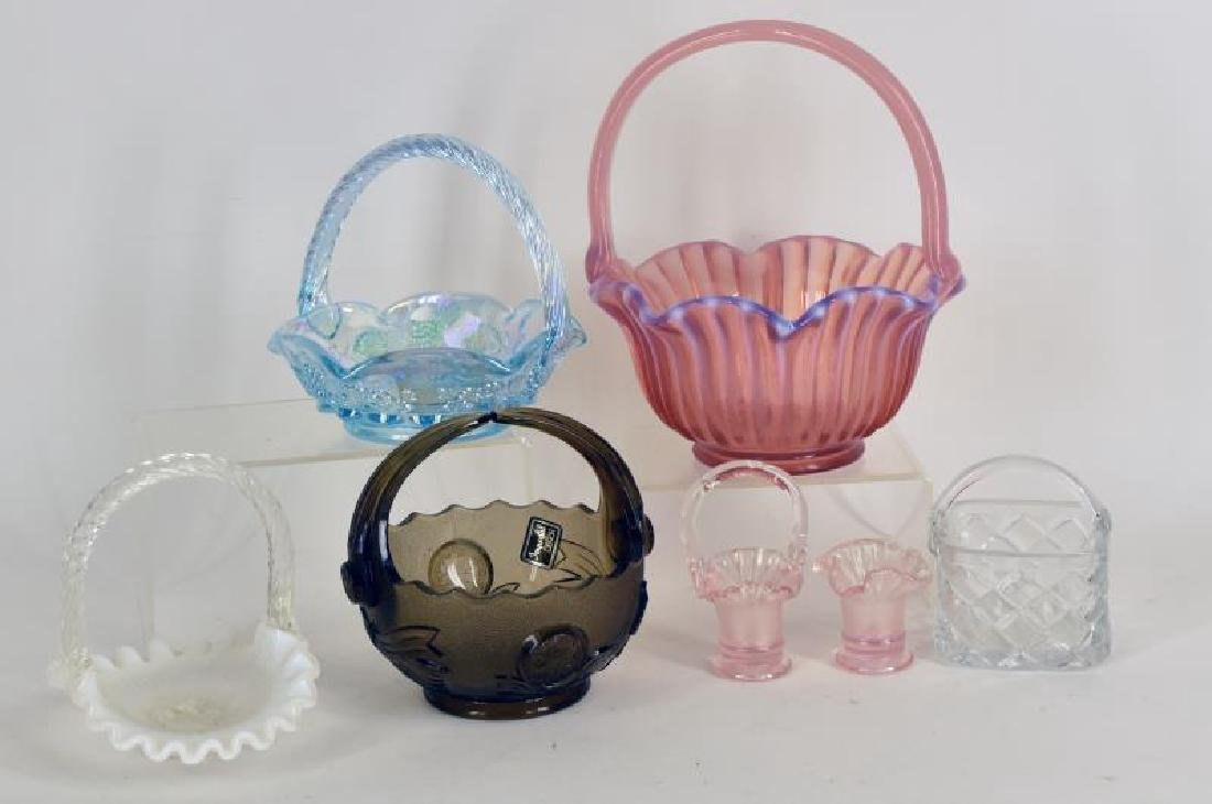Collection Of Bride's Baskets
