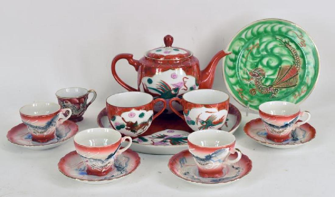 Collection Of Dragon Ware