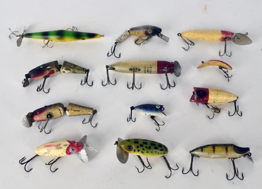 Large Group Of Fishing Hooks