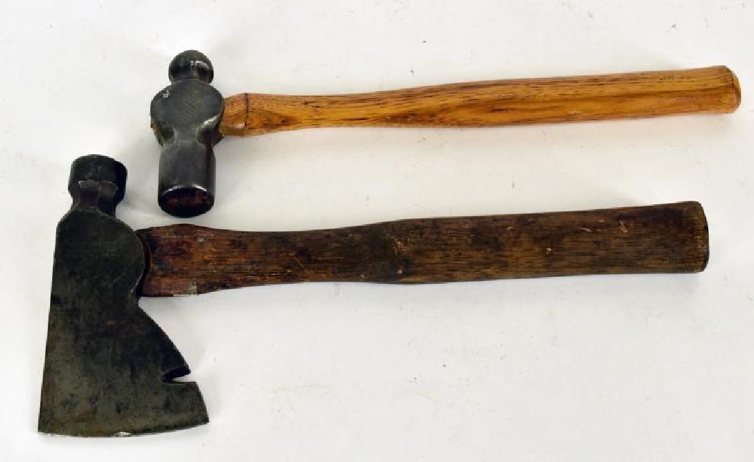 Winchester Hatchet And Hammer