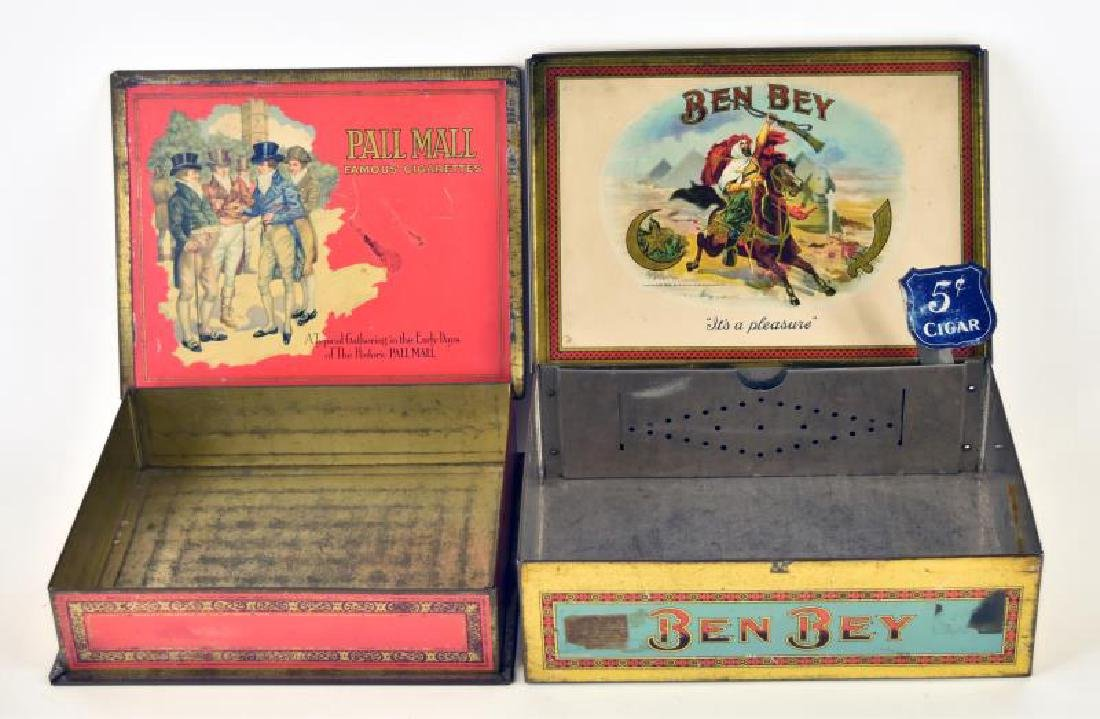 Collection Of Four Tobacco Tins - 2