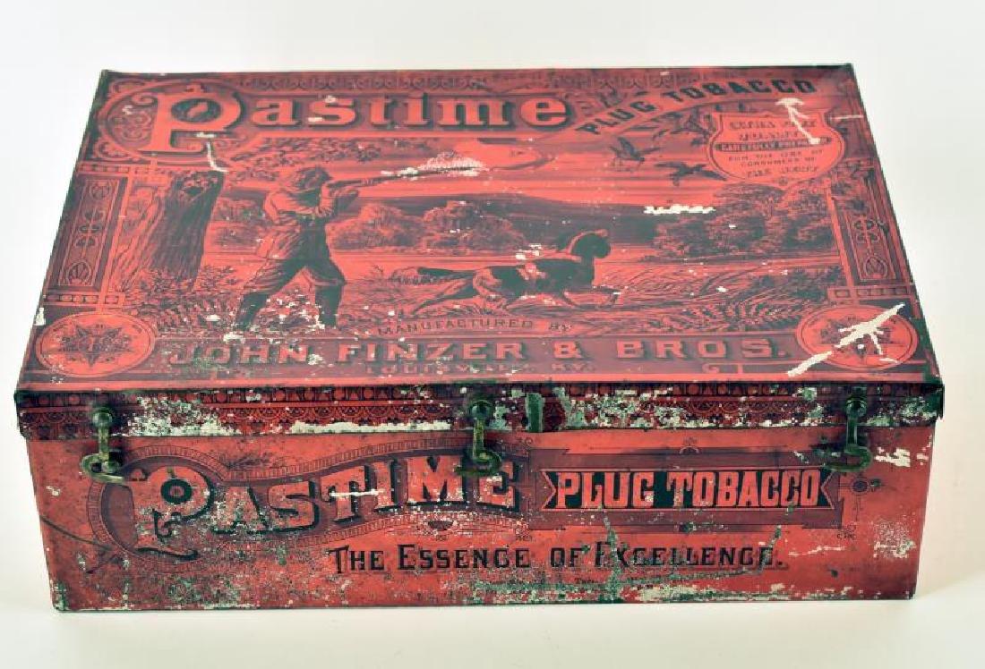 Pastime Tobacco Plug Display Box - 3
